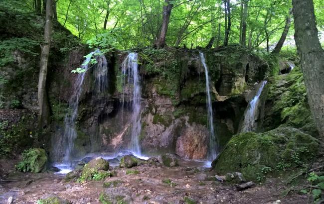 Veľký Hájsky vodopád